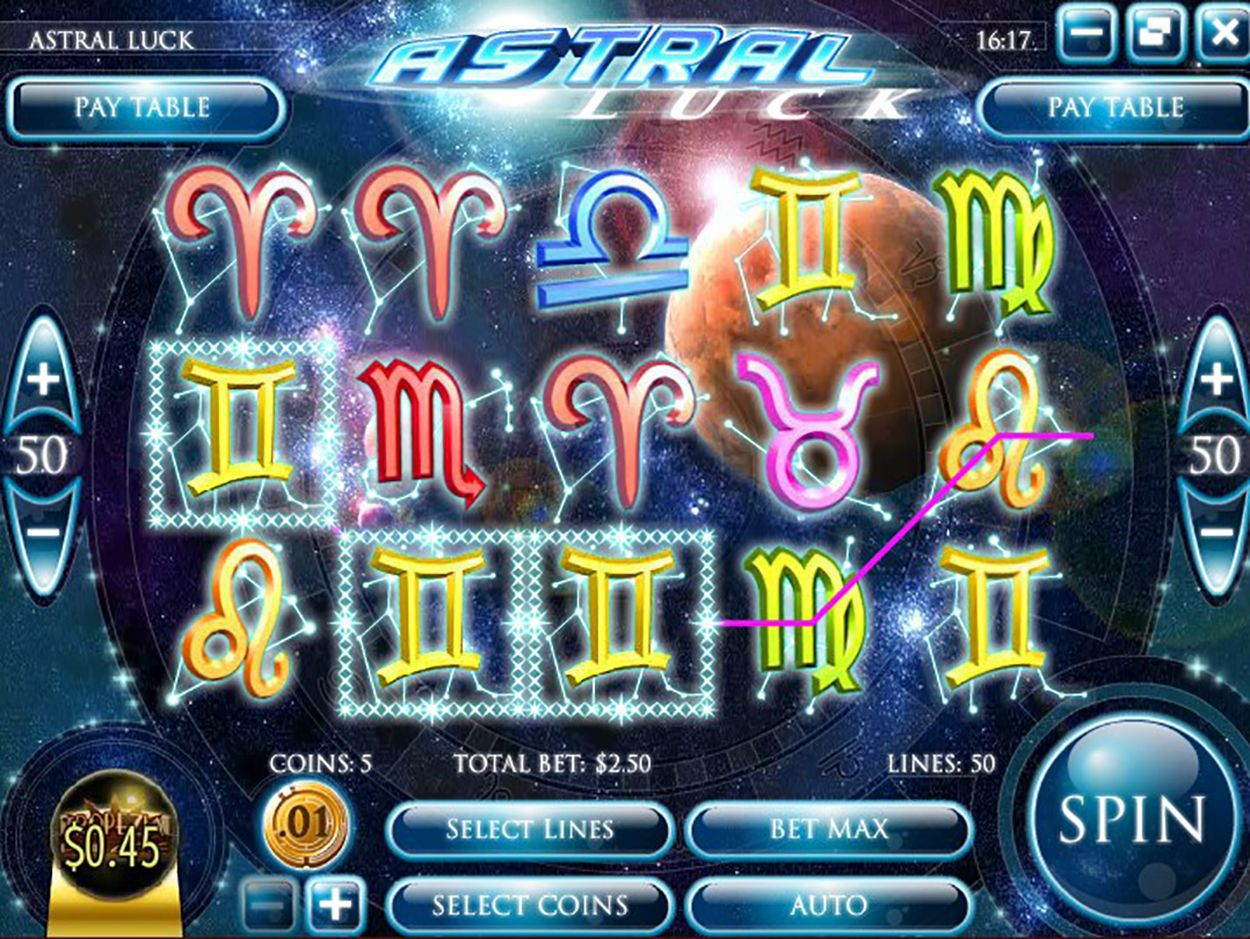 Astral Luck Slot