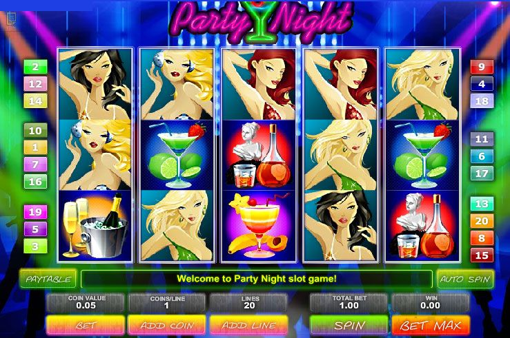 Party Nights Slot