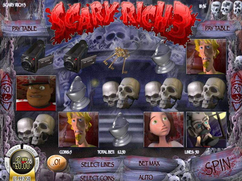 Scary Rich 3 Slot