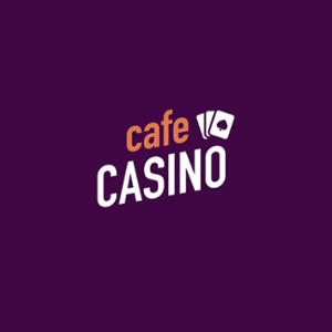 Cafe Casino 500% up to $5000 Welcome Bonus