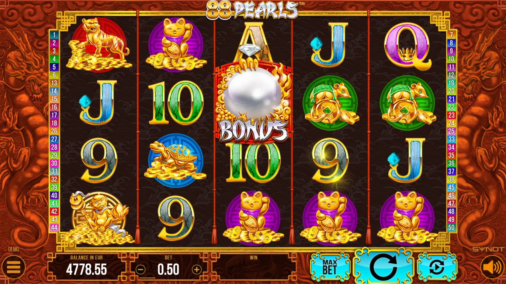88 Pearls Slot