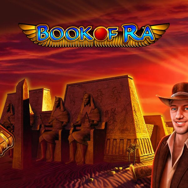 What is the Book of Ra online slot machine?