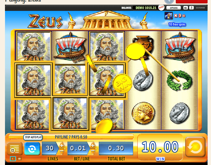 legendary rome Slot Machine